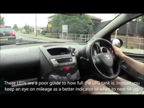Using a small LPG (Autogas) car to cut your carbon emissions [Superhome59 part 19]