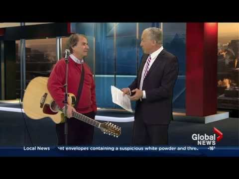 Richard Dagenais interviews Chris De Burgh