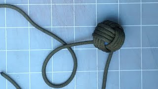 Monkey's Fist   How to Make   Useful Knots
