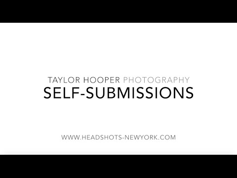 Acting as a Business Series, Episode 4: Self-Submitting