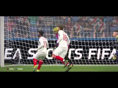 Goleiro Pro Clubs FIFA 16 - Rod Silva