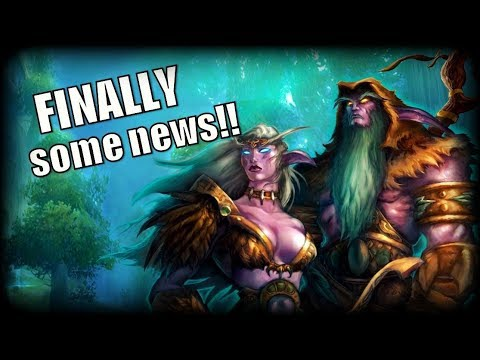 Classic WoW Update from Blizzard!