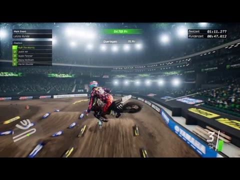 Monster Energy Supercross The Game!!! | Part5  (Short Stream)