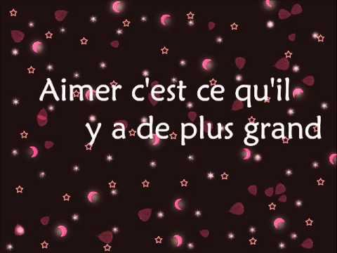 Aimer Roméo et Juliette Lyrics