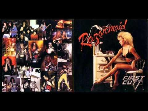 RAZORMAID -First Cutt(Full Album)