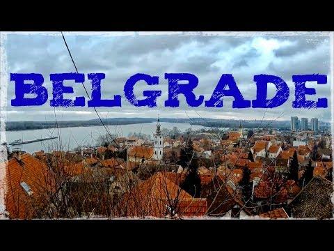 Belgrade Serbia Travel Film