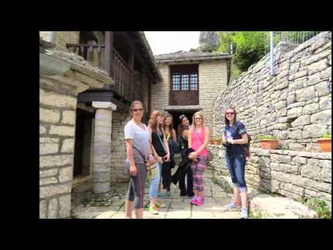 University of Montana Western - Trip to Greece April 2014