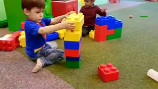 Lego Building Blocks * Nursery Rhymes For Kids