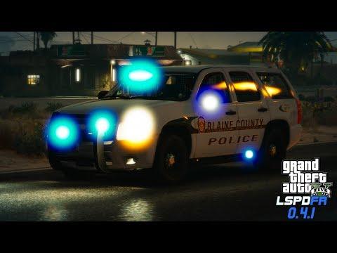 GTAV-LSPDFR 0.4.1 Day-361, Horry County Police South Carolina