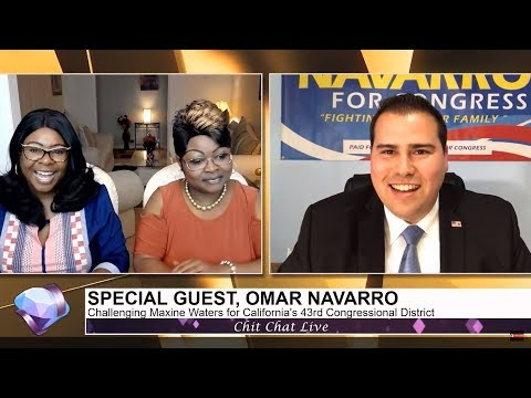 Chit Chat Live | April 23, 2018 | Guest, Omar Navarro