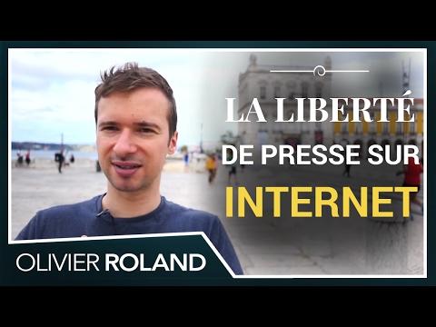Liberté de la presse et liberté d'expression - 6 choses que l'on peut pas dire sur Internet