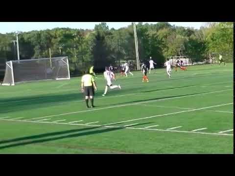 Luc Curragh Bicycle Kick Goal vs Linden