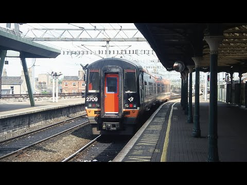 Irish Rail - Diesel Trains around Dublin