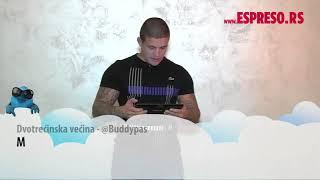 Espreso Tviter: Vaso Psihopat Bakočević
