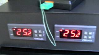 STC1000 Dual Heater Controller. Part 2.