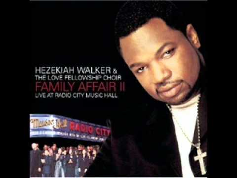 What A Mighty God We Serve   Hezekiah Walker