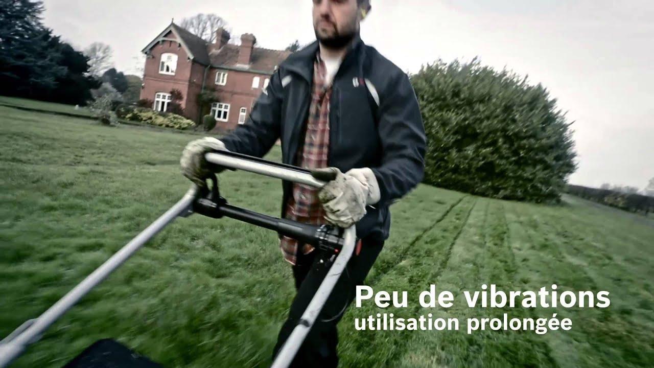 Outils de jardin sans fil professionnels Bosch – tondeuses (peu de ...