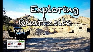 RTR is almost over ~ exploring the 4x4 trails of Quartzsite (travel vlog)