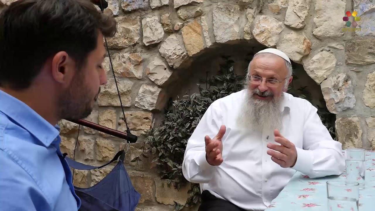 הפמיניזם בדורנו - עודד הרוש בשיחה אישית עם הרב שמואל אליהו