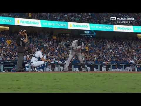 Dodgers Fans Boo Yulieski Gurriel | Dodgers vs Astros Game 6 World Series