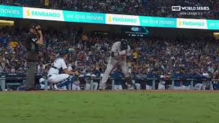 Dodgers Fans Boo Yulieski Gurriel | Dodgers vs Astros Game 6 World Series