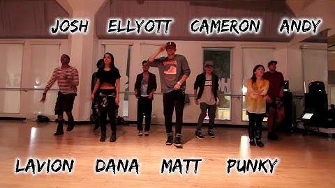 na na  trey songz dance video  mattsteffanina choreography dancemillennium hip hop class