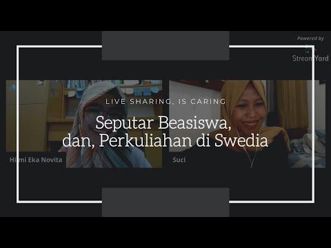 Seputar Beasiswa, Dan Perkuliahan Di Swedia