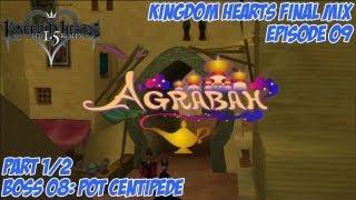 Kingdom Hearts 1.5 Remix - Kingdom Hearts: Final Mix - Episode 09: Agrabah Pt. 1/2