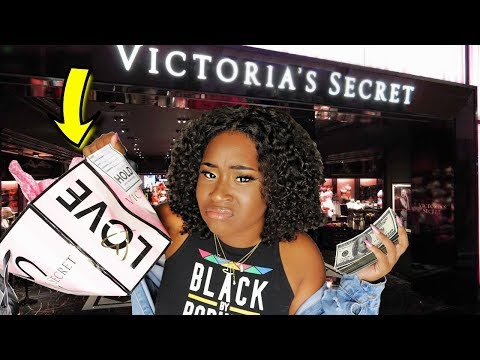 STORYTIME: HORRIBLE EXPERIENCE AT VICTORIA SECRET! CONFUSING SITUATION!