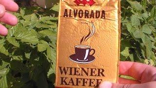 Кофе австрия Алворада. Обзор Alvorada