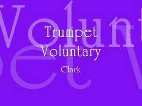Clark's Trumpet Voluntary