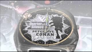 "Detective Conan Movie 15 ""Quarter of Silence"" OST - Main Themes (Ballad+Silence Version)"
