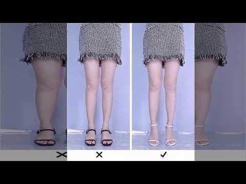 Cách Mix đồ Phối Giày đẹp Cực Kì Cho Chị Em Cao 1m52