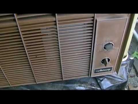 Early 1980 S Airtemp 5 000 Btu Window Air Conditioner