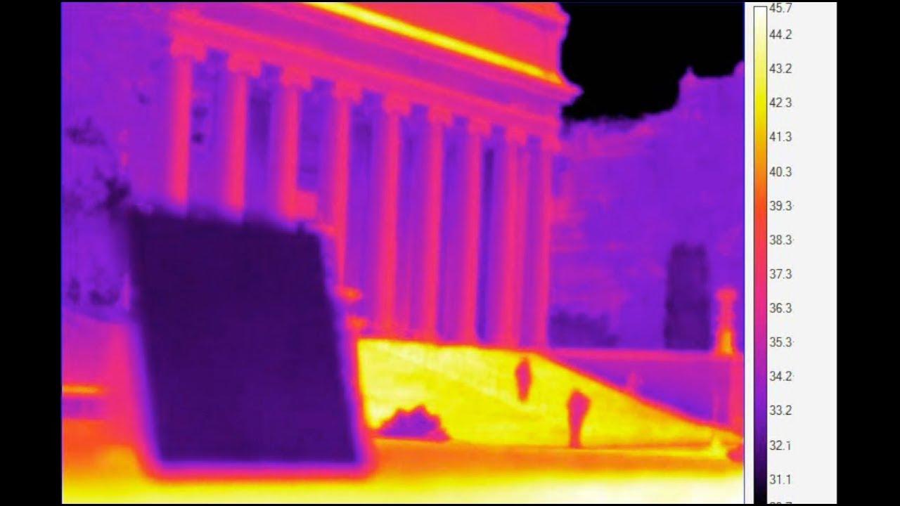 Polymer Coating Cools Down Buildings | Columbia Engineering
