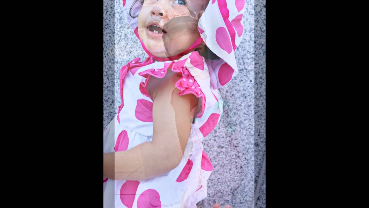 1ER.VIDEO PROMOCIONAL BETZY BABY CLOTHES - YouTube