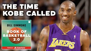 My Phone Call With Kobe Bryant | Bill Simmons's Book of Basketball 2.0 | The Ringer