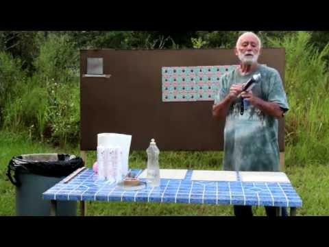 Silicone Rubber Grout Demo
