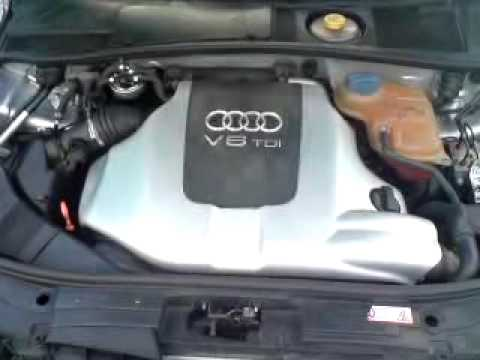 audi a6 2 5 tdi v6 sound youtube. Black Bedroom Furniture Sets. Home Design Ideas