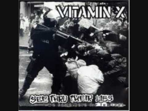 Vitamin X - Beg For More