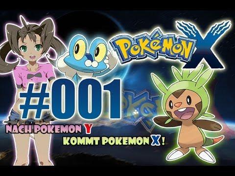 pokemon x deutsch