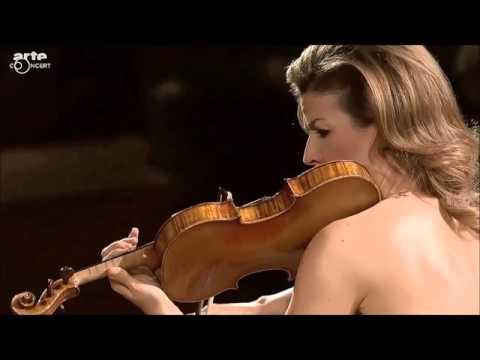 Anne Sophie Mutter -  Cadenza - Mendelssohn Violin Concerto