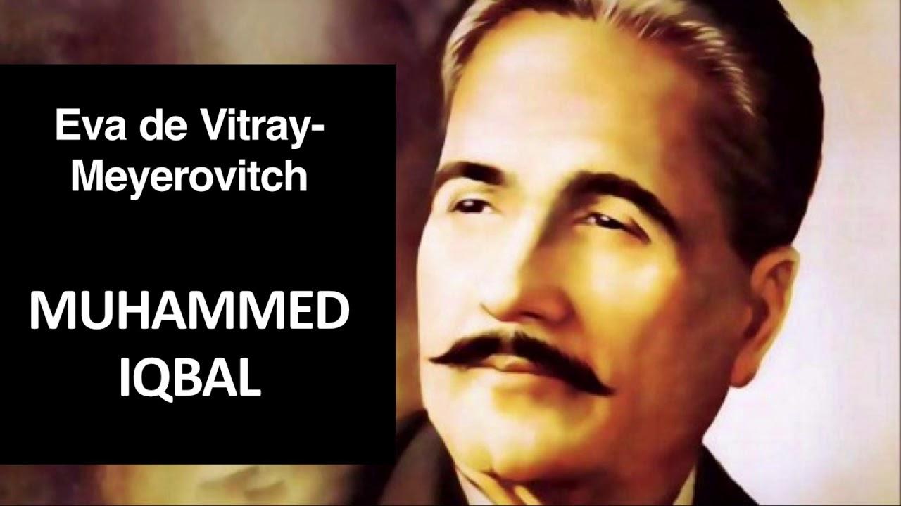 [Emission Radio] Eva de Vitray-Meyerovitch, MUHAMMED IQBAL