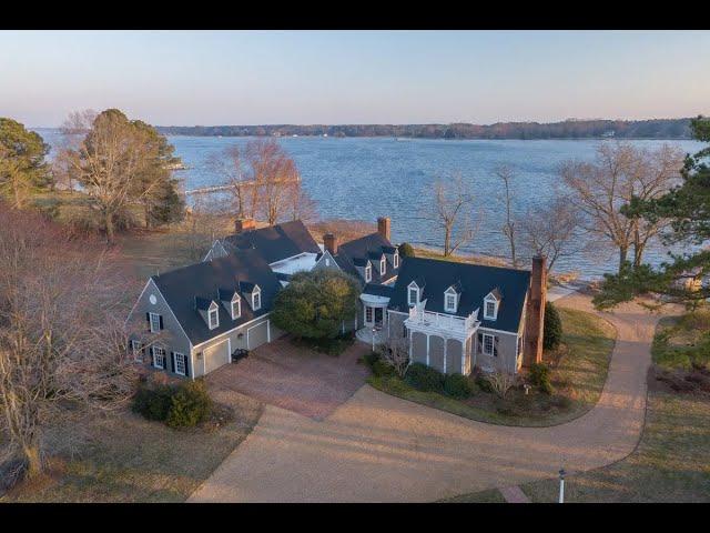 Exquisite Coastal Retreat in North, Virginia | Sotheby's International Realty
