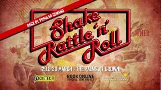 Shake Rattle 'n' Roll TVC 2013 - The Palms at Crown