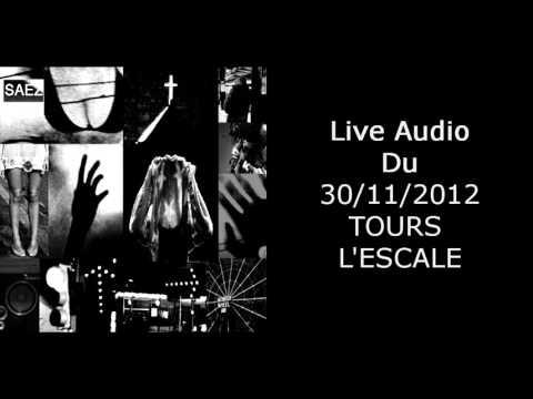 Damien Saez 30 novembre  - Tours - L&39;Escale 04 - Jours étranges