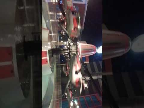 Avengers flight of the Quinjets IMG Worlds of adventure rides Dubai
