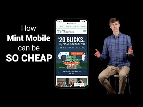 How Mint Mobile Is So Cheap