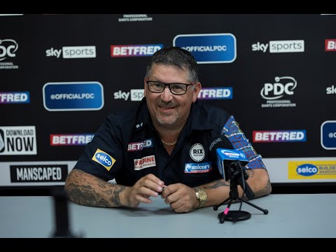"""Gary Anderson on Matchplay: """"Is Van Gerwen going to win it? No. Is Peter Wright? Probably not."""""""