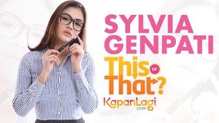 Download Video Sylvia Genpati - Pilih Ariel NOAH Atau Hamish Daud? MP3 3GP MP4